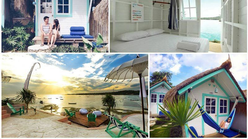 Bali beach clubs: Sunsets and beach boxes at Le Pirate